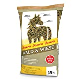 JOSERA Wald & Wiese (1 x 15 kg) | Premium Pferdefutter - das atemwegsunterstützende Kräutermüsli|...