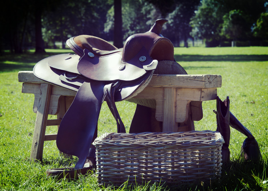 Cowboy-Sattel